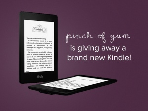 Pinch of Yum Kindle